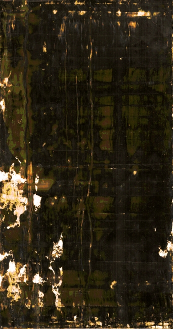 Frammenti I - Branco - 04/2015 | Acrylic on cardboard - cm 20x38