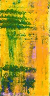 Frammenti I - Déjà vu - 04/2015 | Acrylic on cardboard - cm 20x38