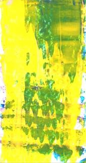 Frammenti I - Déjà vu déjà vu - 04/2015 | Acrylic on cardboard - cm 20x38