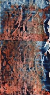 Frammenti I - Questa l'ho già vista domani - 04/2015 | Acrylic on cardboard - cm 20x38